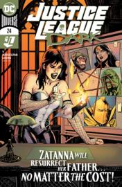 Justice League Dark (2018-) 24