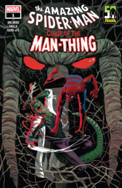 Amazing Spider-Man: Curse of the Man-Thing