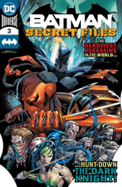 Batman Secret Files (2018-)  3