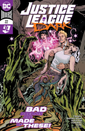 Justice League Dark (2018-) 22
