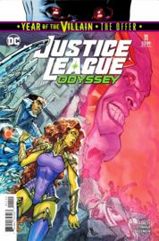 Justice League Odyssey (2018-) 11