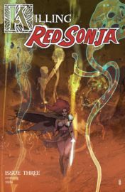 Killing Red Sonja  3