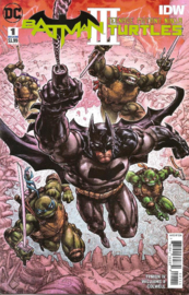 Batman/ Teenage Mutant Ninja Turtles III  1