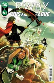 RWBY/ Justice League  5