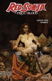 Red Sonja: Price & Blood  1