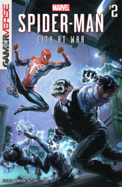 Spider-Man: City at War  2