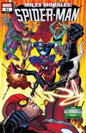 Miles Morales: Spider-Man (2018-) 21
