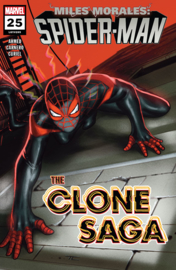 Miles Morales: Spider-Man (2018-) 25