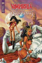 Vampirella/ Dejah Thoris  1