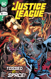 Justice League (2018-) 42