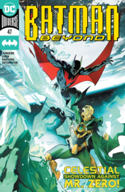 Batman Beyond (2016-2020) 47