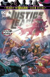 Justice League (2018-) 34