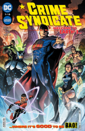 Crime Syndicate (2021-)  1