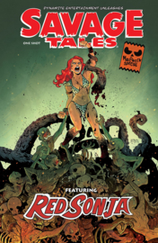 Savage Tales: Red Sonja