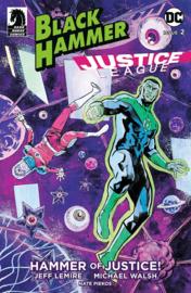 Black Hammer/ Justice League  2