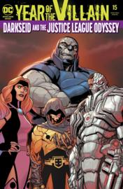 Justice League Odyssey (2018-) 15
