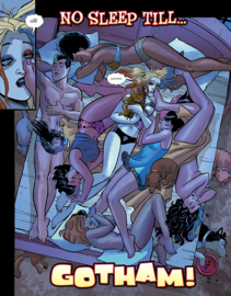 Harley Quinn & The Birds of Prey  1