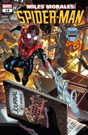 Miles Morales: Spider-Man (2018-) 15