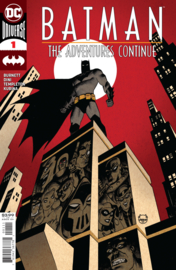 Batman: The Adventures Continue  1
