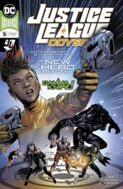 Justice League Odyssey (2018-) 16