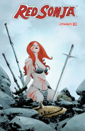 Red Sonja (2019-2021) 24