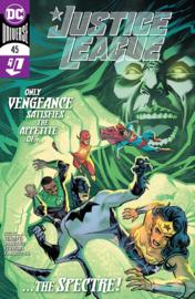 Justice League (2018-) 45