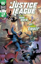 Justice League (2018-) 39