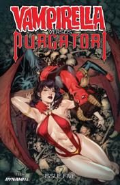 Vampirella vs Purgatori (2021-)  5