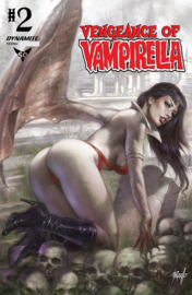 Vengeance of Vampirella (2019-)  2