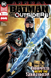 Batman & The Outsiders (2019-), Annual  1
