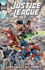 Justice League (2018-) 40