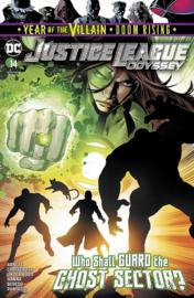 Justice League Odyssey (2018-) 14