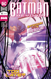 Batman Beyond (2016-) 41