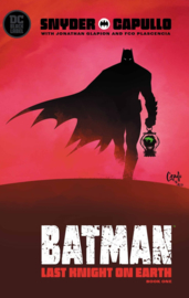 Batman: Last Knight on Earth  1