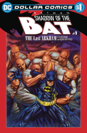 Shadow of the Bat (1992-1998)  1