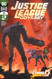Justice League Odyssey (2018-2020) 24