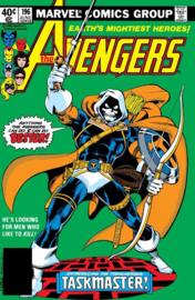 Avengers (1963-1996) 196