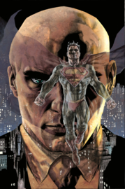 Dollar Comics: Lex Luthor, The Man of Steel  1