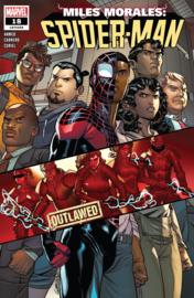 Miles Morales: Spider-Man (2018-) 18
