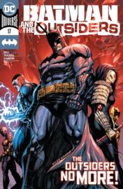 Batman & The Outsiders (2019-2020) 17