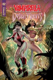 Vampirella/ Dejah Thoris  2