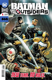 Batman & The Outsiders (2019-)  1