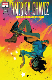 America Chavez: Made in the USA  4