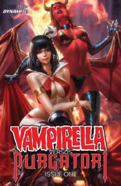 Vampirella vs Purgatori (2021-)  1