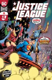 Justice League (2018-) 50