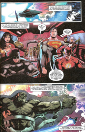 Justice League (2018-), Annual  1