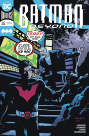 Batman Beyond (2016-) 35