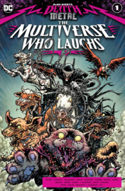 Dark Nights: Death Metal - Multiverse Who Laughs
