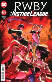 RWBY/ Justice League  4