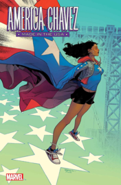 America Chavez: Made in the USA  1